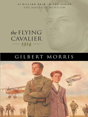 cover image of The Flying Cavalier
