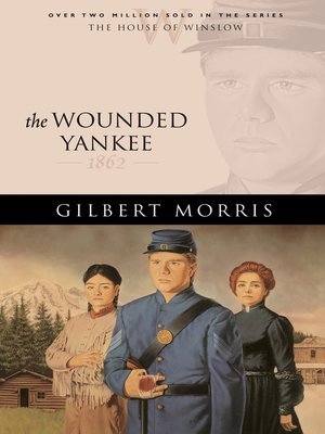 cover image of The Wounded Yankee