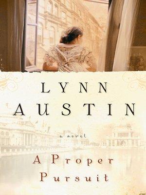 cover image of A Proper Pursuit