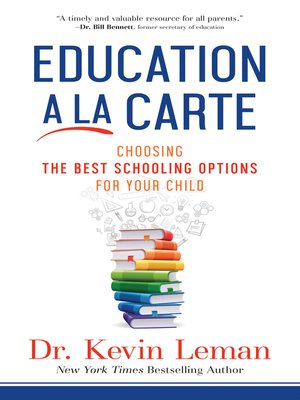 cover image of Education a la Carte