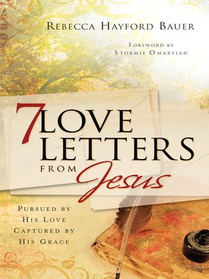 cover image of 7 Love Letters from Jesus