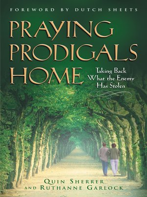 cover image of Praying Prodigals Home