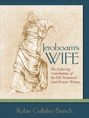cover image of Jeroboam's Wife
