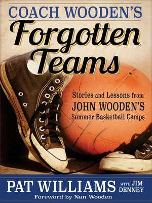 cover image of Coach Wooden's Forgotten Teams