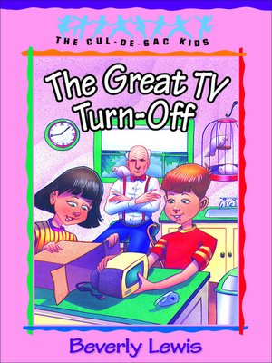 cover image of The Great TV Turn-Off