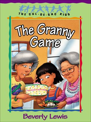 cover image of The Granny Game