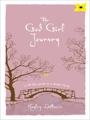 cover image of The God Girl Journey