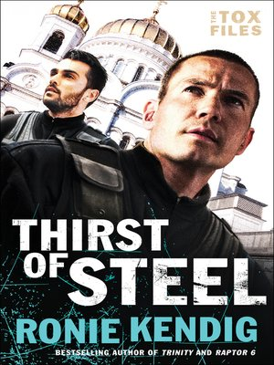 cover image of Thirst of Steel