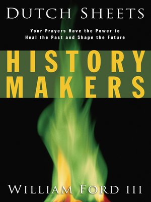 cover image of History Makers