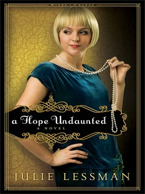 cover image of A Hope Undaunted