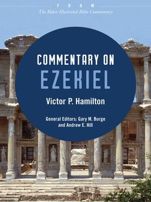 cover image of Commentary on Ezekiel