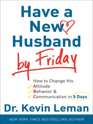 cover image of Have a New Husband by Friday