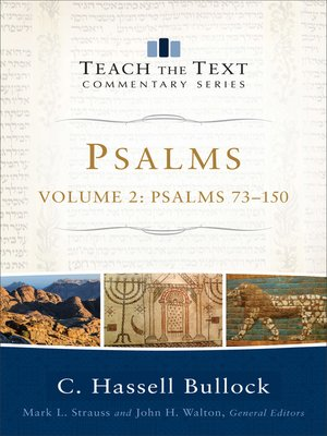cover image of Psalms--Volume 2