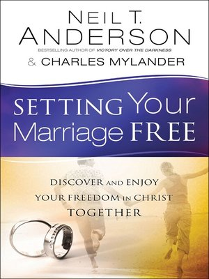 cover image of Setting Your Marriage Free