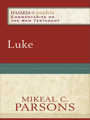 cover image of Luke