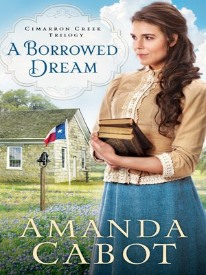 cover image of A Borrowed Dream