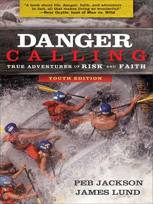 cover image of Danger Calling, Youth Edition
