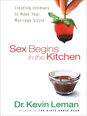 cover image of Sex Begins in the Kitchen