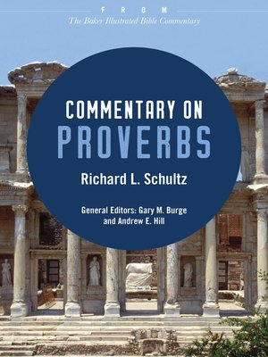 cover image of Commentary on Proverbs