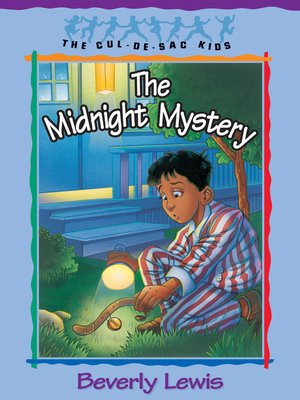 cover image of The Midnight Mystery
