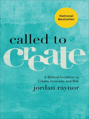 cover image of Called to Create