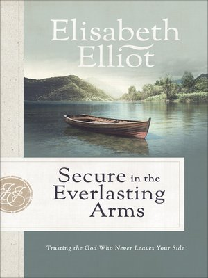 cover image of Secure in the Everlasting Arms