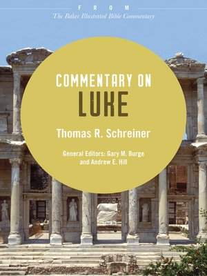 cover image of Commentary on Luke