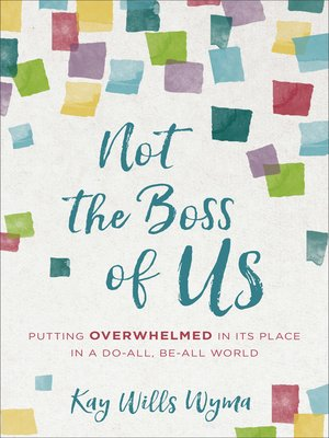 cover image of Not the Boss of Us