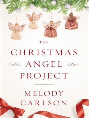 cover image of The Christmas Angel Project