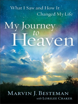 cover image of My Journey to Heaven