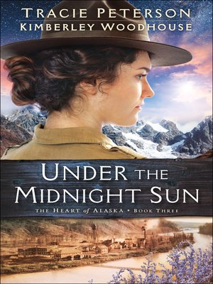 cover image of Under the Midnight Sun