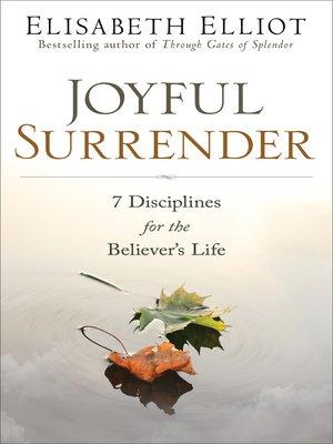 cover image of Joyful Surrender