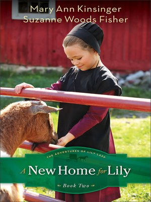 cover image of A New Home for Lily