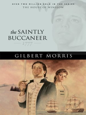 cover image of The Saintly Buccaneer