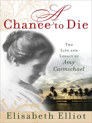 cover image of A Chance to Die