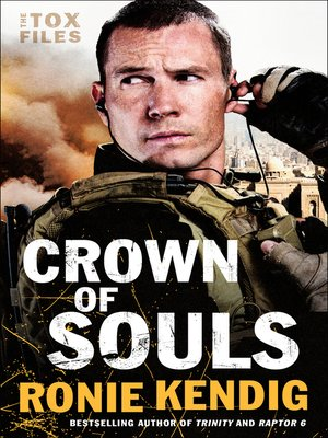 cover image of Crown of Souls