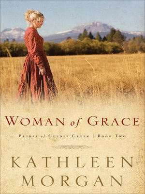 cover image of Woman of Grace