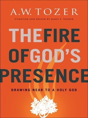 cover image of The Fire of God's Presence