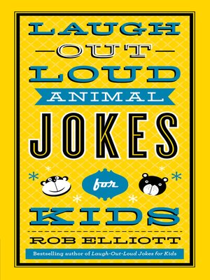 cover image of Laugh-Out-Loud Animal Jokes for Kids