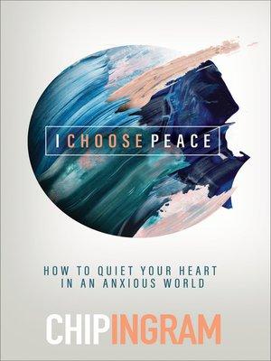 cover image of I Choose Peace