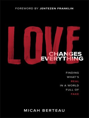 cover image of Love Changes Everything