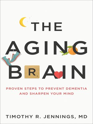 cover image of The Aging Brain