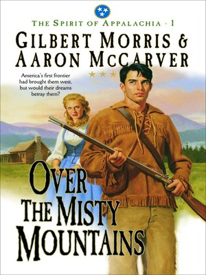 cover image of Over the Misty Mountains