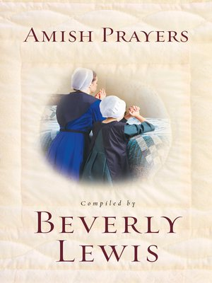 cover image of Amish Prayers