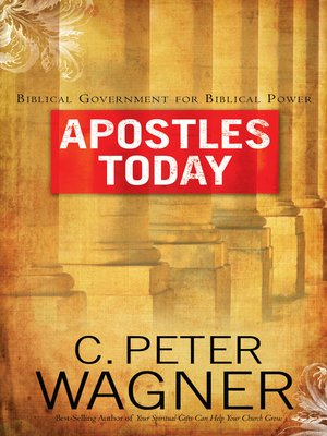 cover image of Apostles Today