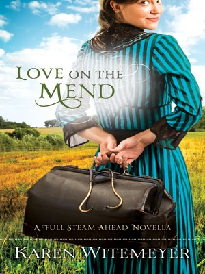 cover image of Love on the Mend