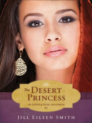 cover image of The Desert Princess