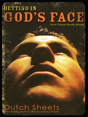 cover image of Getting in God's Face
