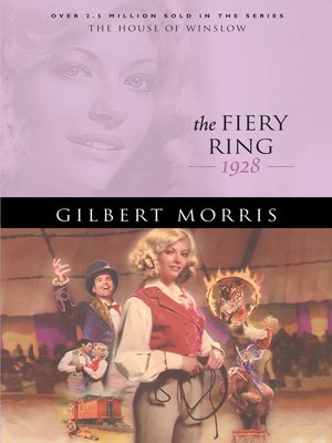 cover image of The Fiery Ring