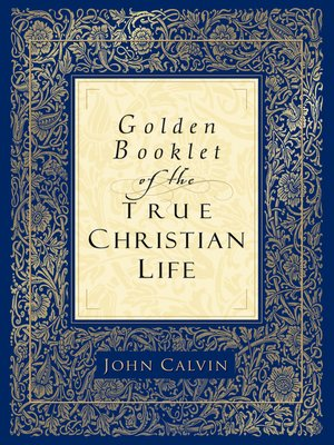 cover image of Golden Booklet of the True Christian Life